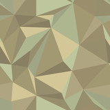 Seamless abstract vector pattern in vintage colors