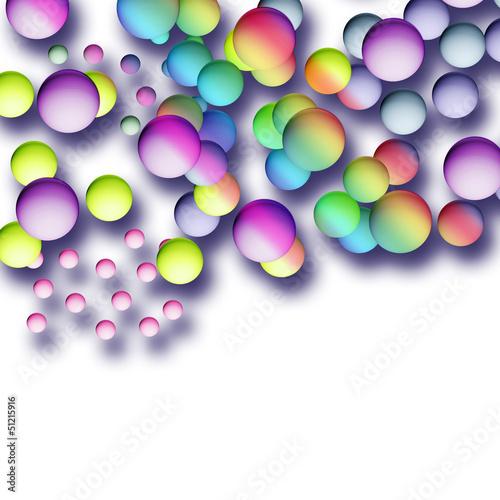 Background balls