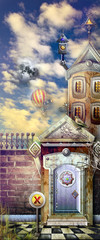 The secret kingdom - series