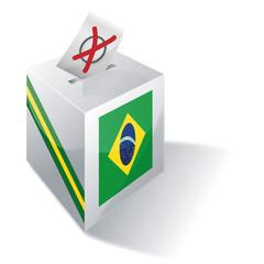 Wahlbox Brasilien