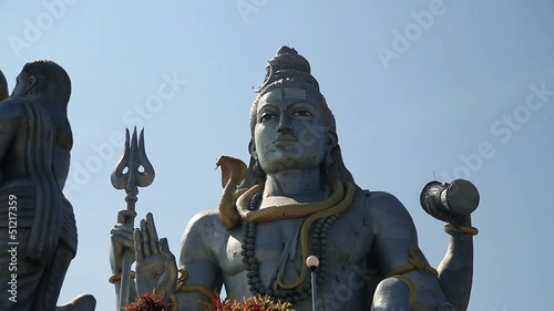 God Shiva in Murudeshwar