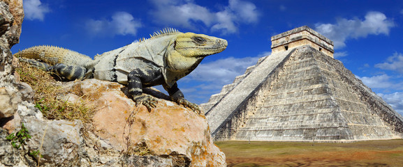 cite de Chichen Itza