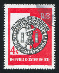 Seal of Hallein