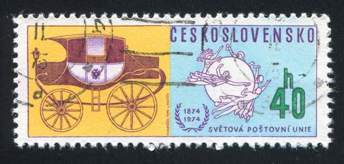 Mail coach