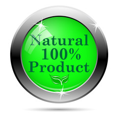 Natural product icon