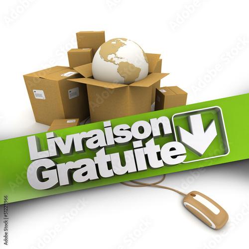 e-commerce Livraison gratuite