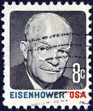 Dwight D. Eisenhower (USA 1970)