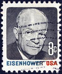 Dwight D. Eisenhower (USA 1970)