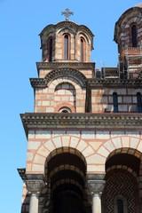 Belgrade - Serbian Orthodox church