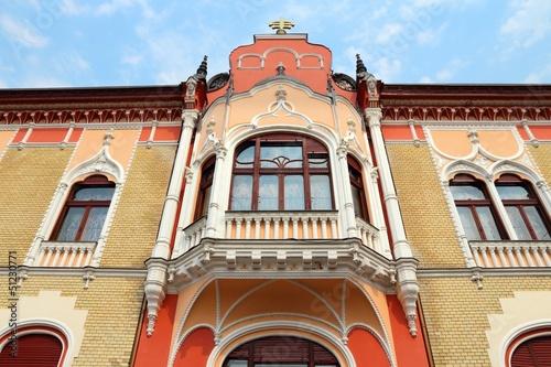 Romania - Oradea - Bishops Palace