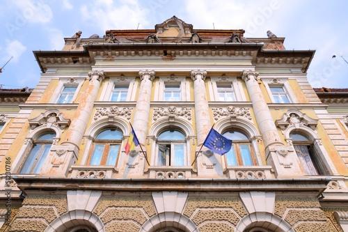 Romania - Oradea - Palace of Justice