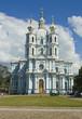 St. Petersburg, Resurrection cathedral of Smolniy monastery