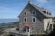 Canada, Quebec , the water mill of Sainte Luce