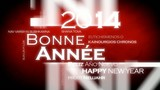 Bonne Année 2014 Nouvel An langues international animation