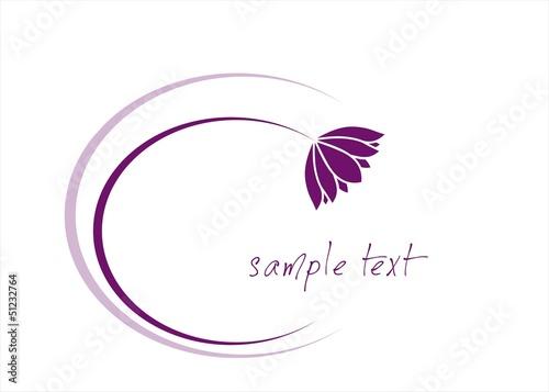 water lily , Buddha, Eco friendly business logo design - 51232764
