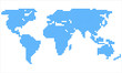 Circles Worldmap