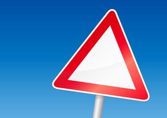 Verkehrschild