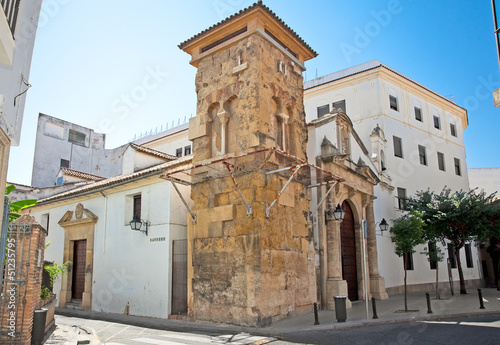 Churchl Sagrado Corazon-Colegio de las Esclavas in Cordoba, Spai