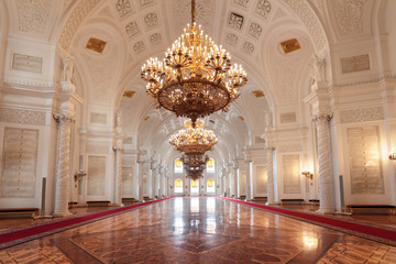 Grand Kremlin Palace, Georgievsky hall