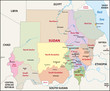 Sudan Administrativ