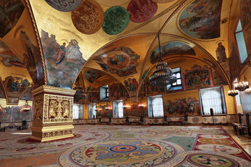 Palace of the Facets, Great Kremlin Palace