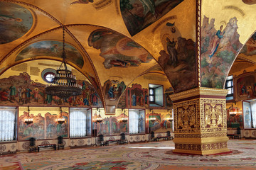 The Palace of the Facets, Grand Kremlin Palace,