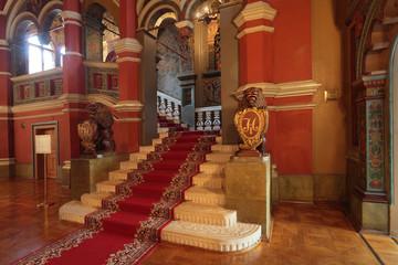 Great Kremlin Palace, Terem Palace entrance