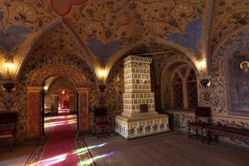 Great Kremlin Palace, Terem Palace