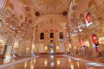 Grand Kremlin Palace.  St. Alexander hall