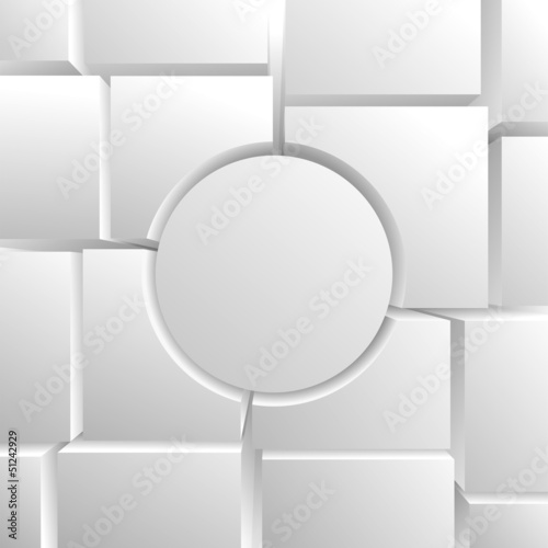 The geometric background image