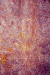 Sfondo grunge viola arancio