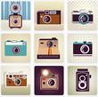 old vintage camera set - 51243964