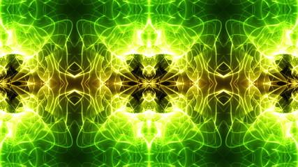 Light Streaks Ornamental Background