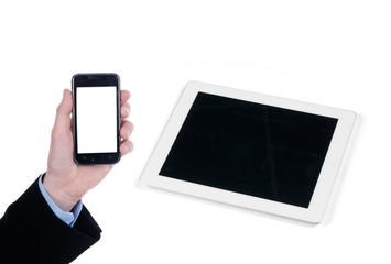 Smartpnone e tablet computer