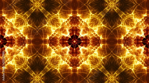 Light Streaks Ornamental Background