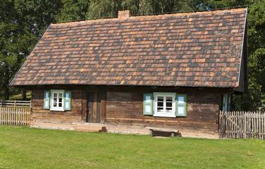 chata na wsi