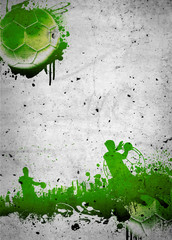 Handball background