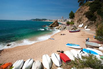 LLoret de Mar.Catalonia.Spain