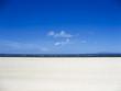 white sand beach background bali