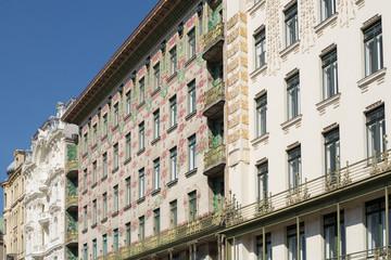 Architektur Otto Wagner