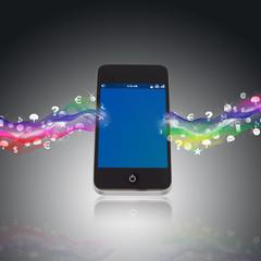 Smartphone freies Display Online