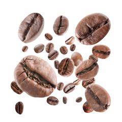 rain coffee beans