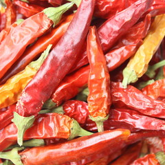 Red hot chilly pepers