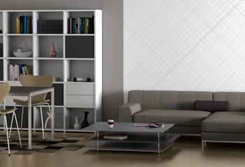 Designer Wohnraum
