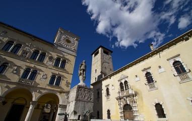 Belluno, Piazza Duomo