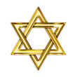 golden hexagram