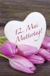 12. Mai Muttertag!