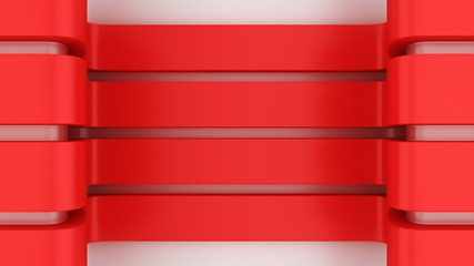 Red panels