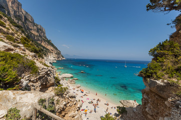Cala Goloritze Sardegna