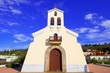 canary islands, la palma : Punta Gorda, church